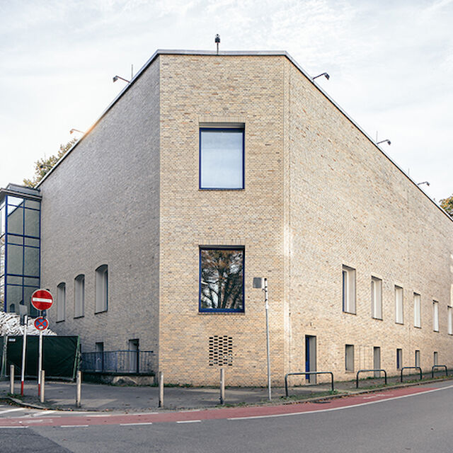 Ehemaliges Museum am Ostwall