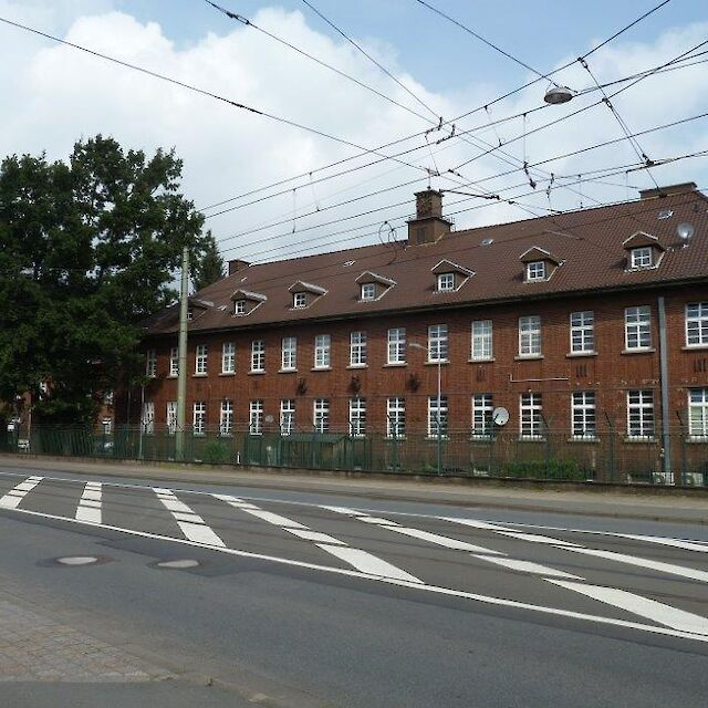 Rochdale Barracks in Bielefeld.